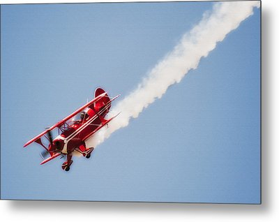 Pitts Special 2 Metal Print