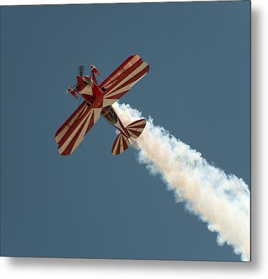 Metal Print featuring the photograph Pitts Special by Gary Rose