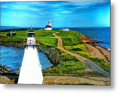 Point Cape One Metal Print