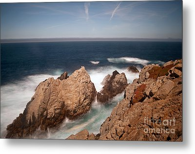 Point Lobos Number One Metal Print by Catherine Lau