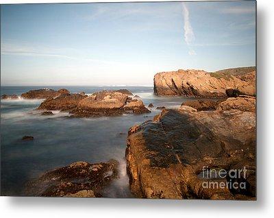 Point Lobos Number Three Metal Print by Catherine Lau
