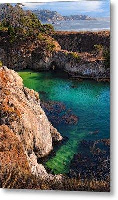 Point Lobos State Reserve California Metal Print by Utah Images