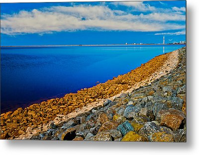 Point Of View Metal Print by Doug Long