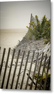 Point Pleasant Beach Metal Print by Heather Applegate
