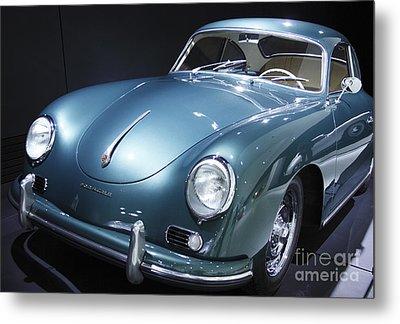 Porsche Museum 4 Metal Print