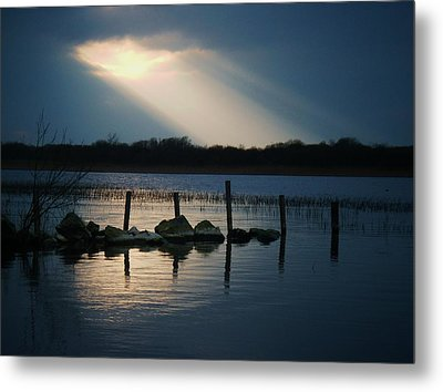 Portneanalight Metal Print by Michelle O'Neill