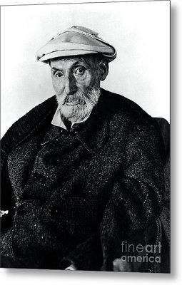 Portrait Of Renoir Metal Print by Photo Researchers