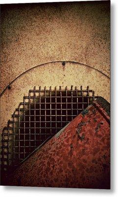 Post Industrial Wonderland Metal Print by Odd Jeppesen