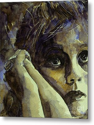 Prayer Metal Print by Paul Lovering
