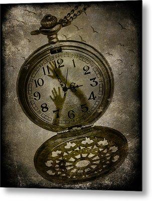 Prisoner Of Time Metal Print