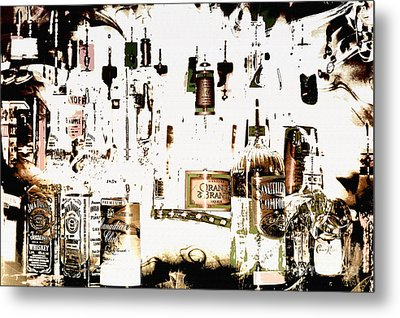 Prohibition  Era Metal Print by Elaine Manley