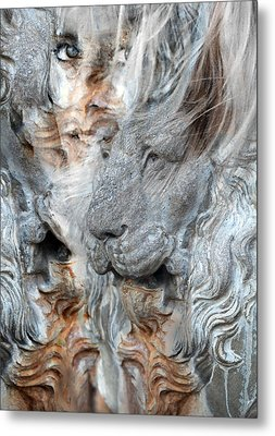 Psyche Metal Print by Elizabeth Hart