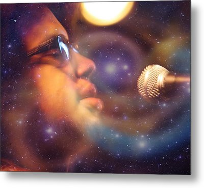 Psychedelic Soul 8 Metal Print by Dylan Chambers
