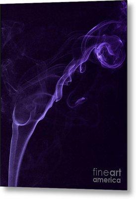 Purple Haze Metal Print by Paul Ward