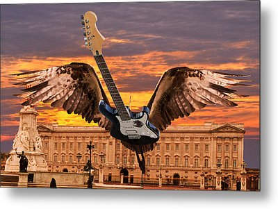 Queen Metal Print by Eric Kempson