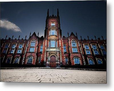 Queen's University Belfast Metal Print