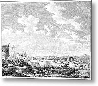 Quiberon Expedition, 1795 Metal Print by Granger