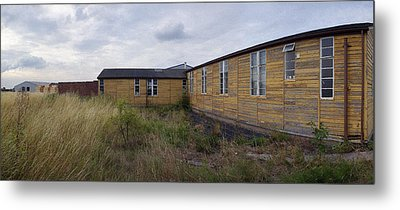 Raf Breighton O Club Metal Print by Jan W Faul
