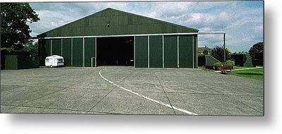 Raf Elvington Hangar Metal Print