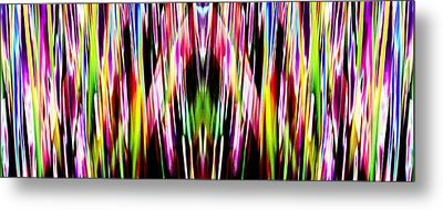 Rainbows Metal Print by Danny Lally