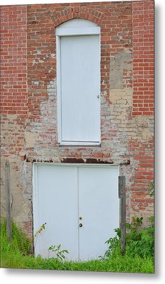 Rapunzels Doorway Metal Print by Nikki Marie Smith