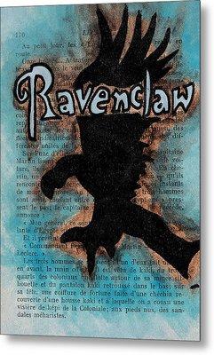 Ravenclaw Eagle Metal Print by Jera Sky