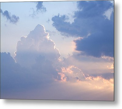 Reach For The Sky 4 Metal Print by Mike McGlothlen