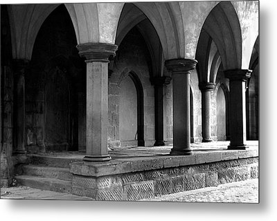 Reading Cemetary Metal Print by Barry Shaffer