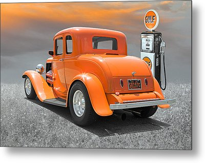 Ready To Cruise Metal Print by Stephen Warren