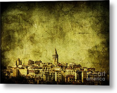 Recollection Metal Print by Andrew Paranavitana