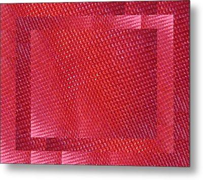 Red Riding Hood 2 Metal Print by Tim Allen