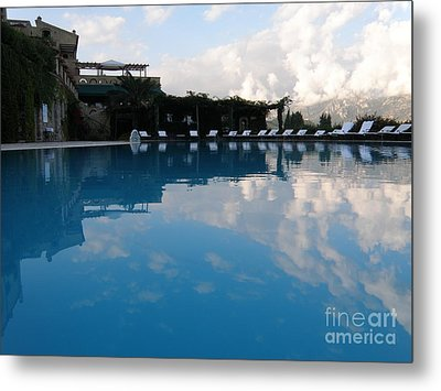 Metal Print featuring the photograph Reflection by Tanya  Searcy