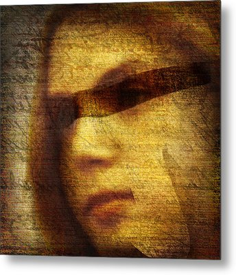 Reflections #1 Metal Print