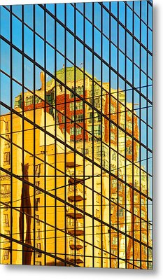 Reflections 1 Metal Print by Mauro Celotti