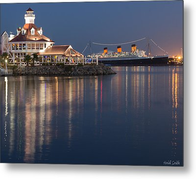 Reflections Of Summer Metal Print by Heidi Smith