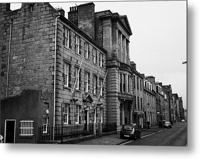 Regent Quay Aberdeen Scotland Uk Metal Print by Joe Fox