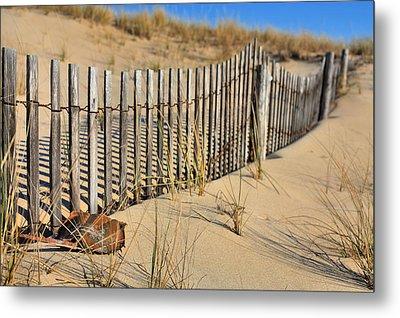 Rehoboth Beach Metal Print by JC Findley