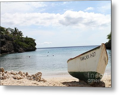 Relaxation Metal Print by Eric Chapman