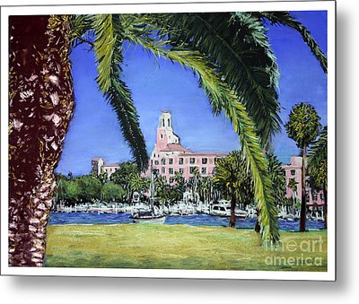 Renaissance Metal Print by Barry Rothstein