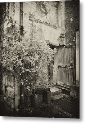 Metal Print featuring the photograph Renovation by Hugh Smith