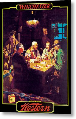 Respecters Of Limites Metal Print by William Eaton