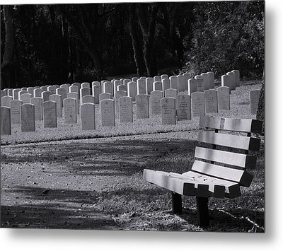 Resting Place Metal Print by Warren Thompson