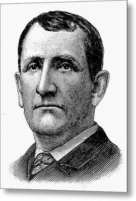 Richard Henry Pratt Metal Print by Granger