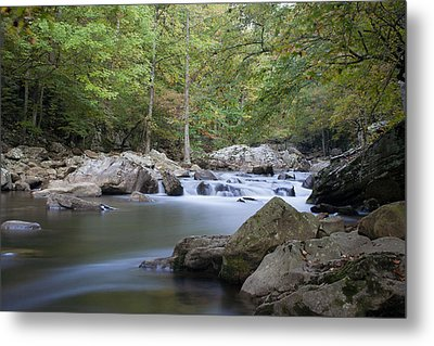 Richland Creek Metal Print