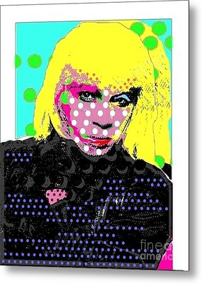 Ricky Metal Print by Ricky Sencion