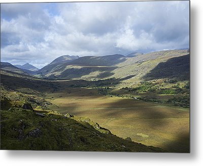 Metal Print featuring the photograph Ring Of Dingle by Hugh Smith