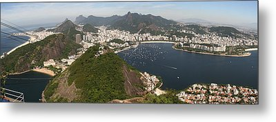 Metal Print featuring the photograph Rio De Janeiro by Andrei Fried