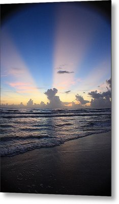 Rise And Shine II Metal Print by Mandy Shupp