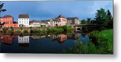 River Nore, Kilkenny, County Kilkenny Metal Print by The Irish Image Collection