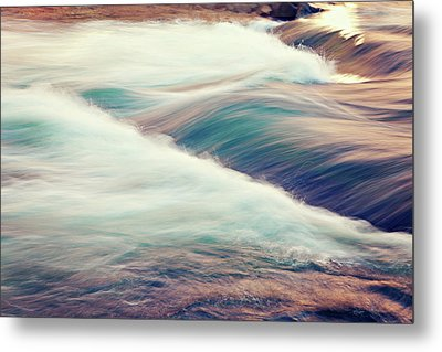 River Rapids Metal Print by Isabelle Lafrance Photography